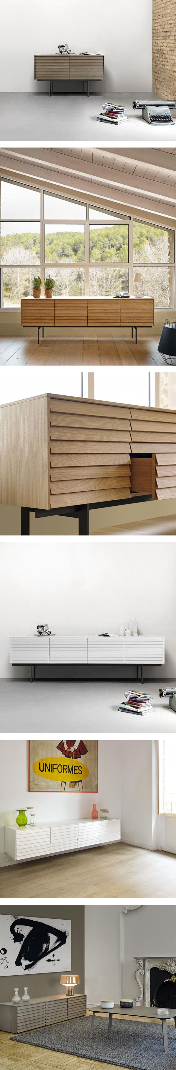 Perfekt Das Punt Sussex Ist Ein Modernes Sideboard Mit Dem Design Von Fensterläden.  #Sideboard #