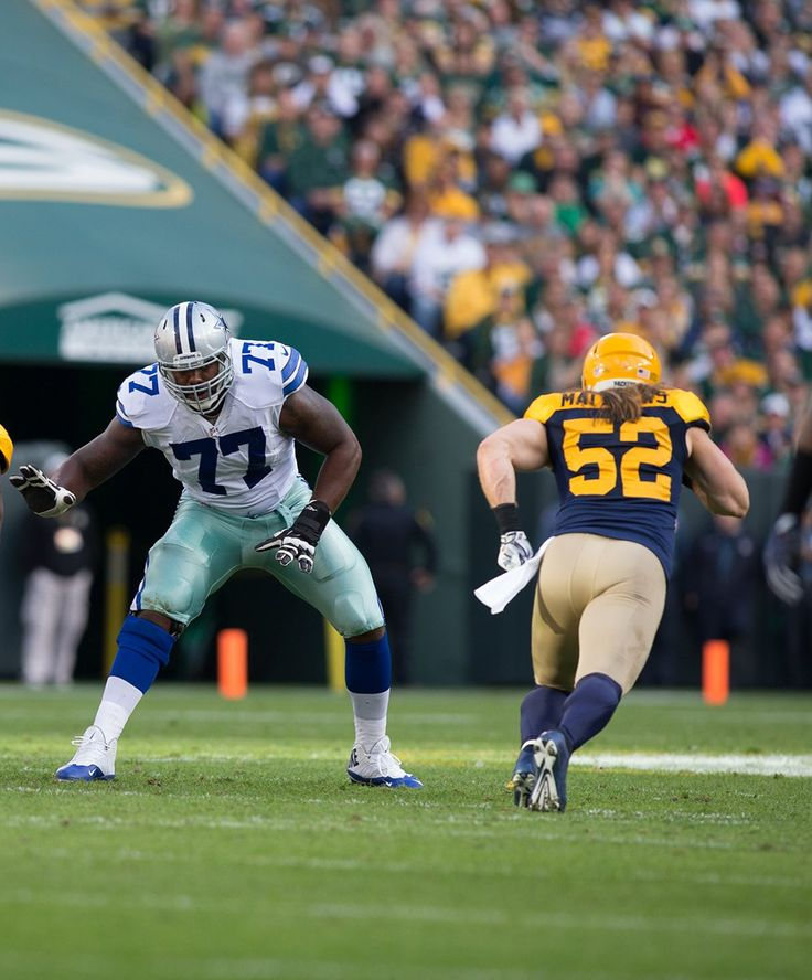 Players to Watch: Packers @ Cowboys - 5 Points Blue