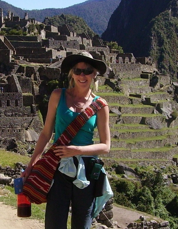 The intrepid traveller - Machu Picchu http://www.facebook.com/pages/Adelaide-Australia/Inner-Essence-Holistic-Therapy/189416464288