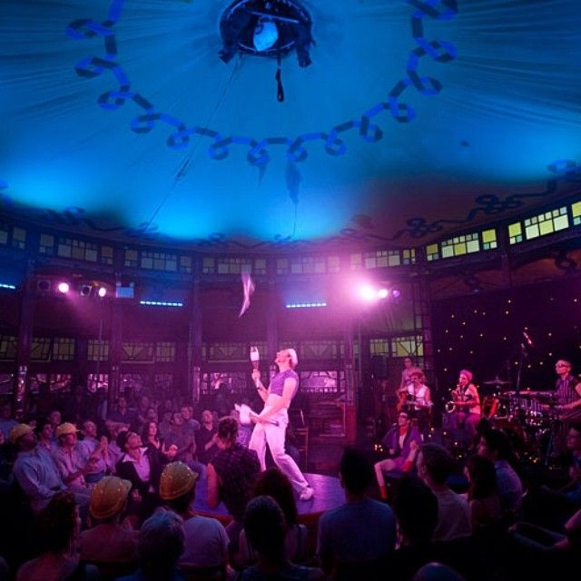 """@circusoz's photo: """"Later this year, our very own Melba Spiegeltent will be permanently set up at our new Collingwood home. To find out how you can hire it as your venue for the 2014 Melbourne Fringe, check out the free Fringe forum TONIGHT, 6pm, at 1000 £ Bend. Expressions of interest info will be on our website - circusoz.com - tomorrow. #mfringe @Melbourne Fringe #circusoz #spiegeltent #collingwood #melbourne #venue #circus #festival"""""""