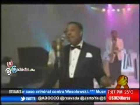 Muere Gloria Nacional: el cantante Dominicano Francis Santana #Video - Cachicha.com