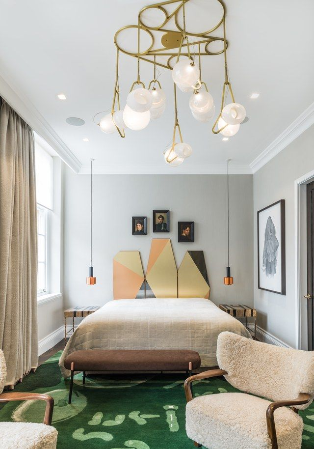 Furnishing your dream home? Nilufar Gallery doyenne Nina Yashar fills a Victorian property in Mayfair with a lust-worthy collection of furniture and art, but the best part is that it's all for the buying. | archdigest.com