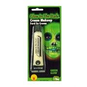 Glow In the Dark Face Paint Cream Makeup Pk 1