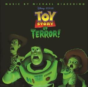Toy Story - Story Of Terror Soundtrack  #christmas #gift #ideas #present #stocking #santa #music #records