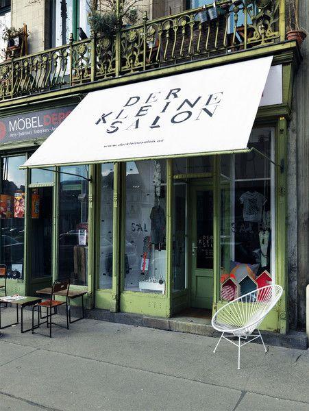 WIEN: der kleine salon // Kinderladen