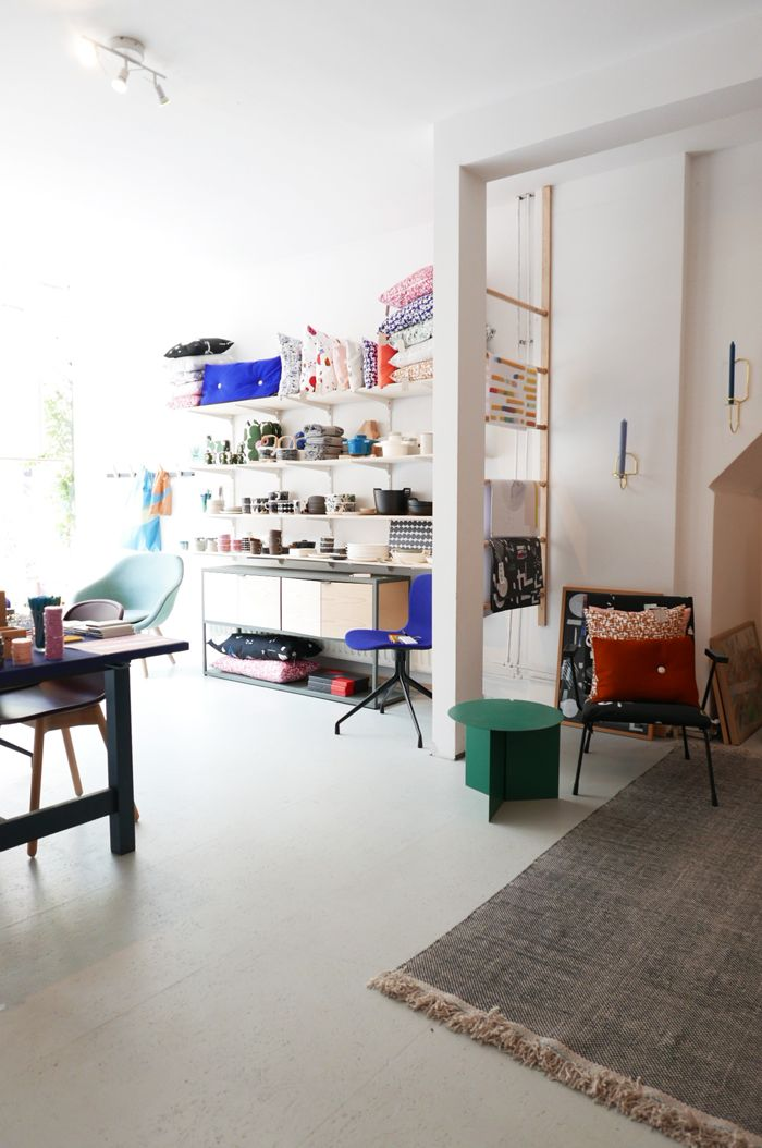 Tas-ka store in The Hague run by Jantien Baas and Hester Worst