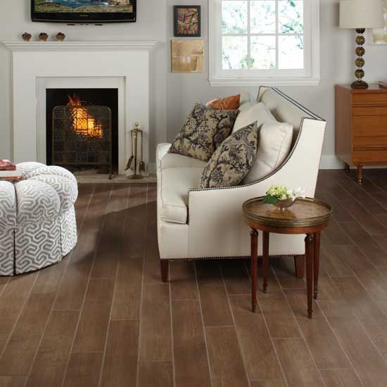 wood look porceline tile