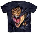 T-Rex Tearing Camiseta