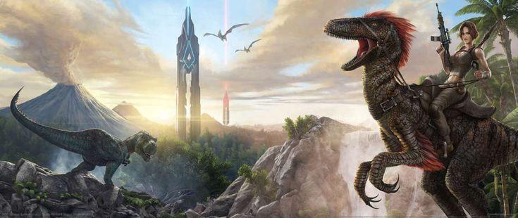 ARK: Survival Evolved - 5 neue Dinos für PS4 und Xbox One - https://wp.me/p68XVx-8bA #games #gaming #survival #horror #Ps4 #Update ARK: Survival Evolved