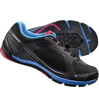 Shimano SH-CW41L Black Bisiklet Ayakkabısı