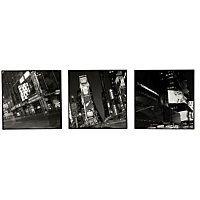 Box Art - Times Square - 20x20cm - Set of 3