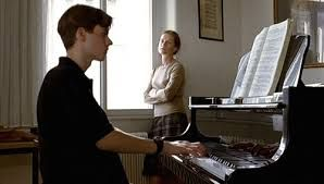the piano teacher isabelle huppert - Google Search