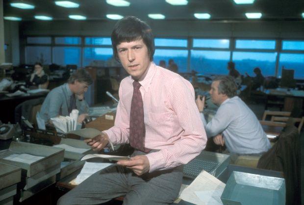 Newsround with John Craven, 1973