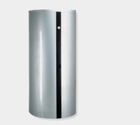 Vitocell 140-E: Zur Heizwasserspeicherung in Verbindung mit Solar-Systemen, Wärmepumpen und Festbrennstoffkesseln. Mit eingebauter Heizwendel zum Anschluss an Sonnenkollektoren. Ausführung nach DIN 4753.    Vitocell 160-E: Zur Heizwasserspeicherung in Verbindung mit Solar-Systemen, Wärmepumpen und Festbrennstoffkesseln. Mit eingebauter Heizwendel zum Anschluss an Sonnenkollektoren und mit Schichtladeeinrichtung. Ausführung nach DIN 4753.