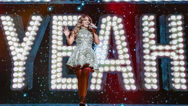 awesome Jessica Mauboy … the country singer?