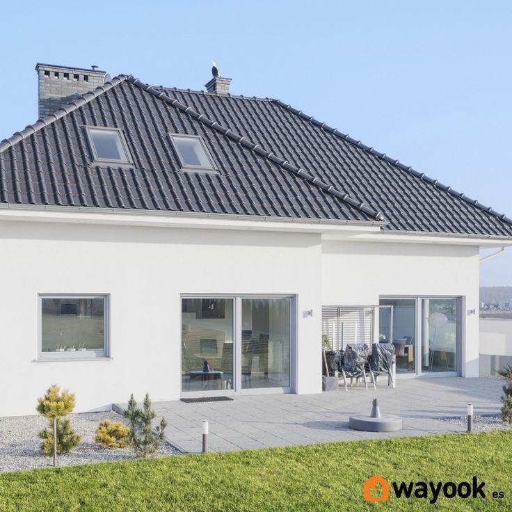Si tienes en mente construir una nueva casa, o remodelar la que ya tienes, y quieres elegir cuidadosamente el tejado de la misma, estás de suerte, porque en el post de hoy te vamos a enseñar cuales son los tipos de tejados para casas. #Wayook #decoración #arquitectura #techos #tejados