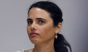 Ayelet Shaked, the Israeli minister of justice, argues that the proposed bill will increase transparency.