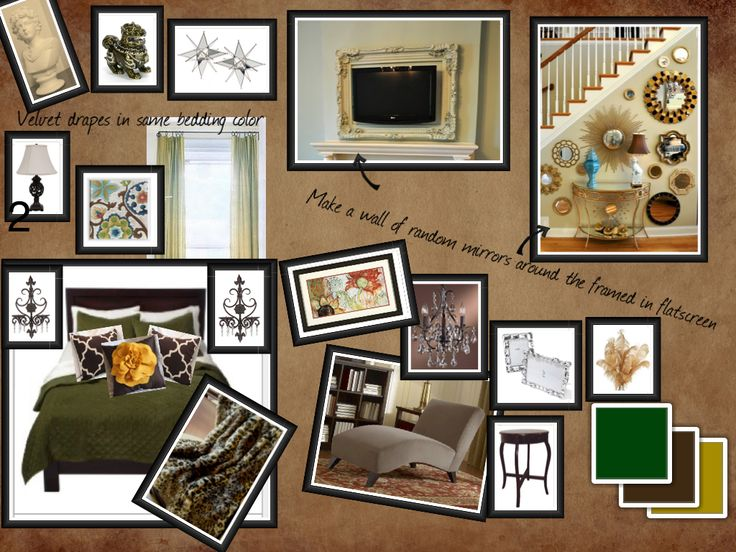 Another Mood Board But For Interior Design