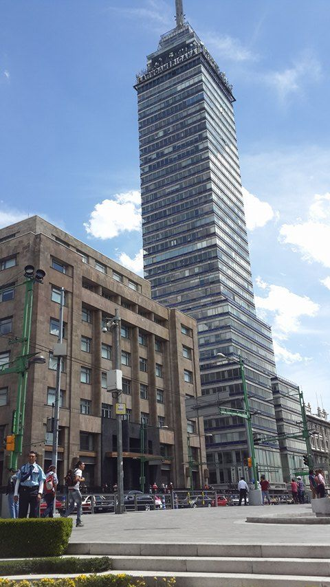 M s de 25 ideas incre bles sobre torre latinoamericana for Piso 9 torre latino