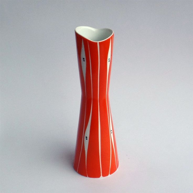 Wazon Flora, projekt z 1957 roku, new look picasso
