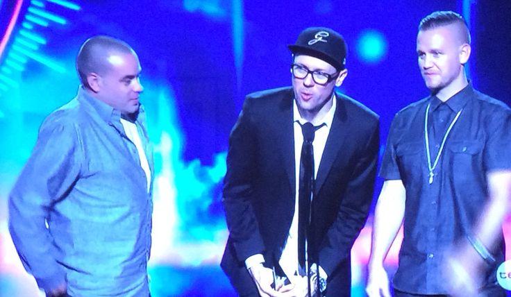 Hilltop Hoods win Best Urban Album