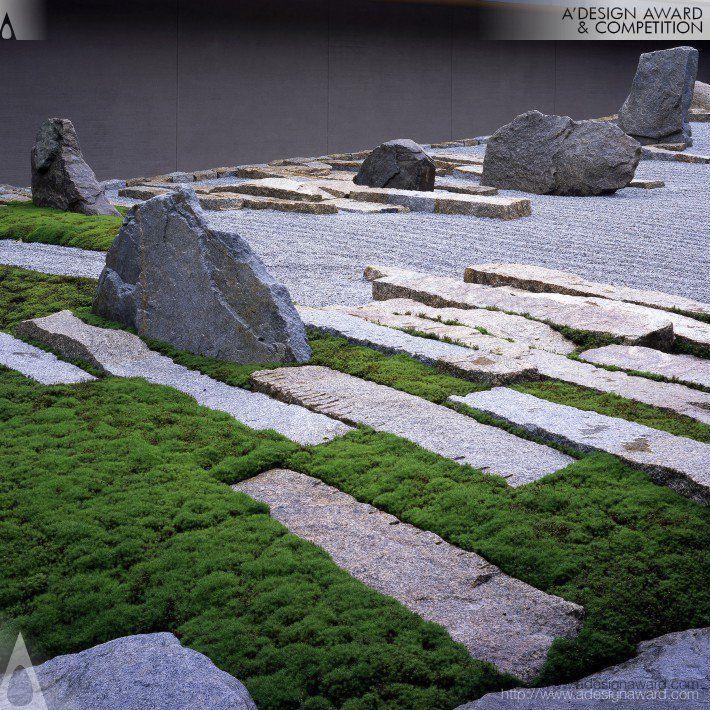 A Design Award And Competition Yukyu En Hofu City Crematorium Press Kit City Crematorium Hofu J In 2020 Japanese Garden Design Design Competitions Design Awards