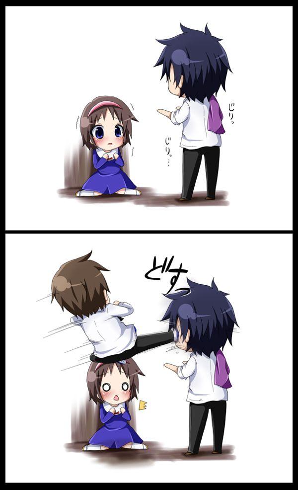 Yuka, Satoshi, Yuuya