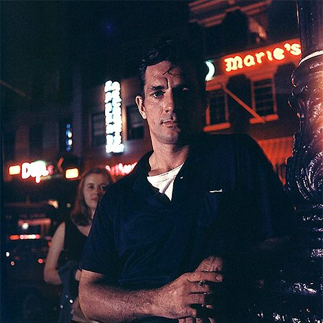Jack Kerouac & Joyce Johnson NYC 1958