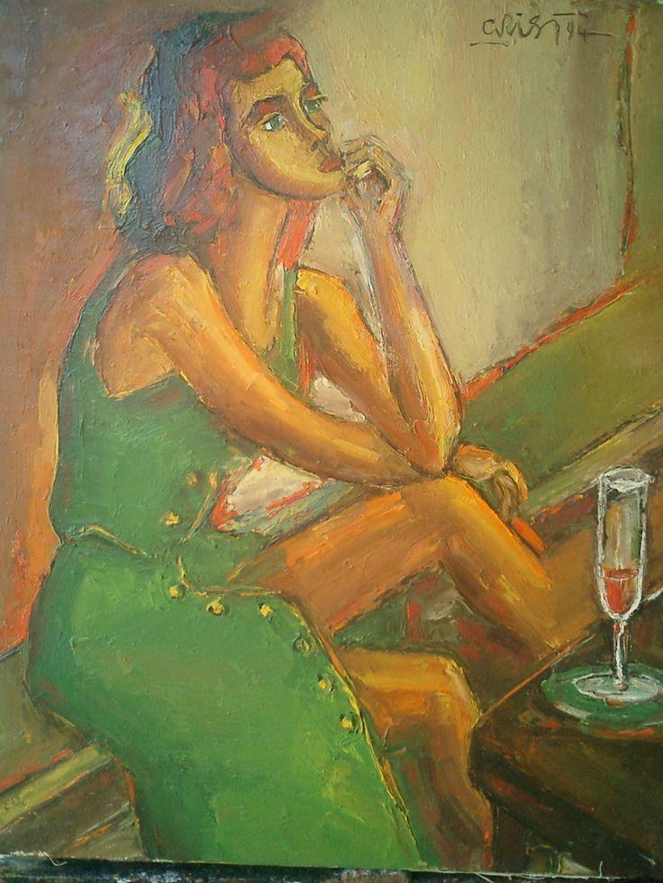 Ioan Cristea - La un pahar cu vin