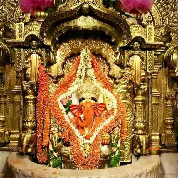 Shiddivinayak Ganapati Mandir Prabhadevi Mumbai