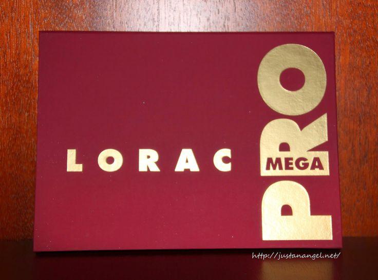 JustAnAngel.net: Swatchfest : Lorac Mega Pro Palette