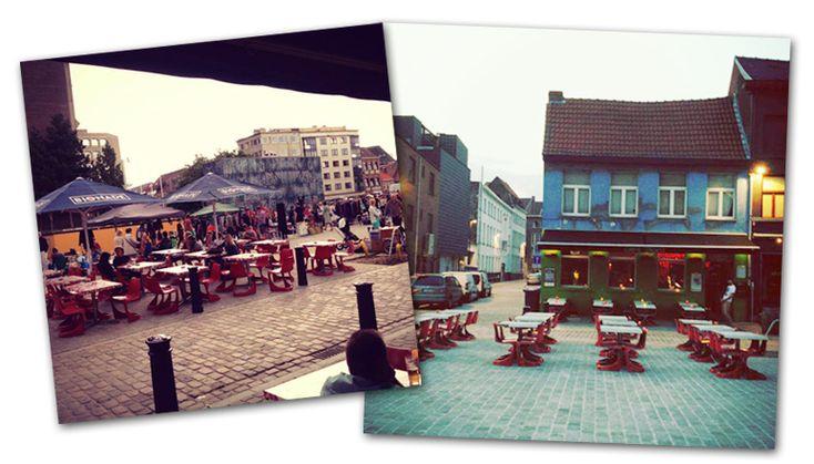 De 10 mooiste terrasjes in Gent - ELLE.be