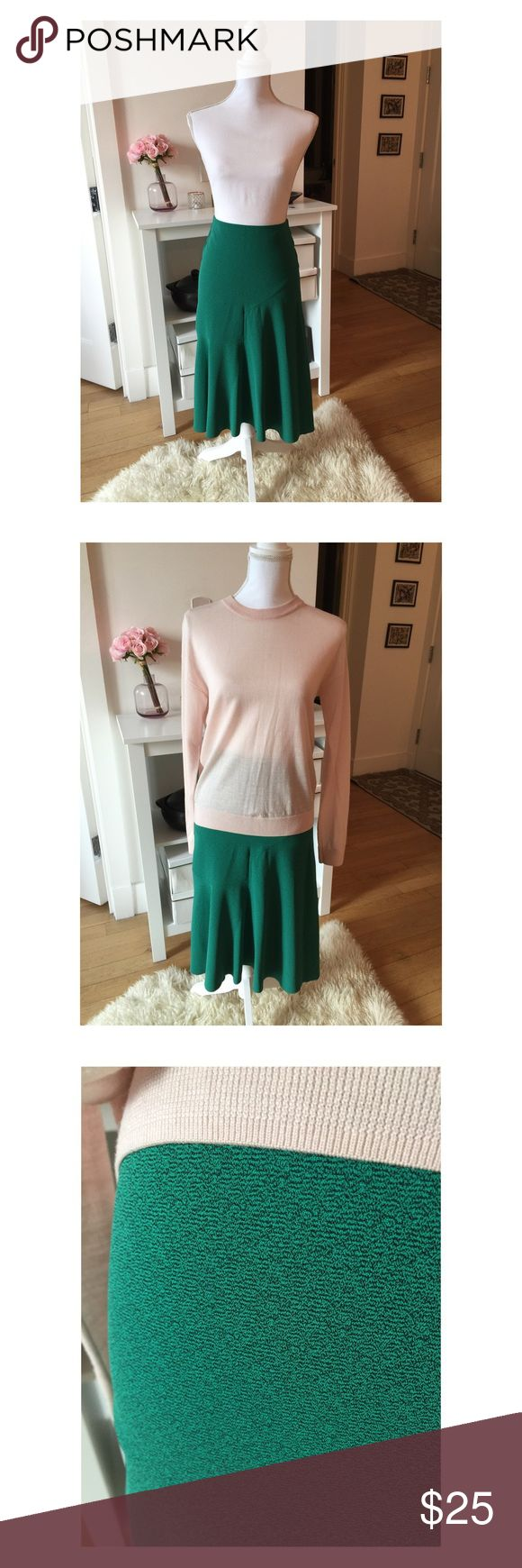 & Other Stories skirt & Other Stories A-line midi skirt in green color. Brand new, never worn, with tags. Fitted at the waist. & Other Stories is an upscale and trendy sister company of H&M. Sorry everything is a bit wrinkled on the photos, didn't have time to iron. & other stories Skirts Midi