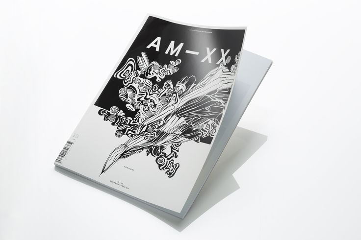 AM–XX // AKADEMISCHE MITTEILUNGEN NO. 20 – printed on heaven 42, 135 gsm and phoenixmotion xantur, 115 + 135 gsm:
