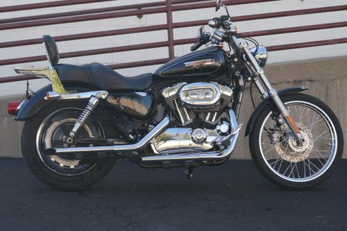 2008 Harley Davidson Sportster 1200 for sale , Price:$5,650. Cedar Rapids, Iowa