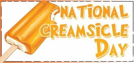 National Creamsicle Day - August holidays clipart photo ...