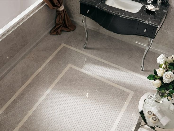 39 best salle de bain images on Pinterest Bathrooms, Bathroom and - percer carrelage salle de bain