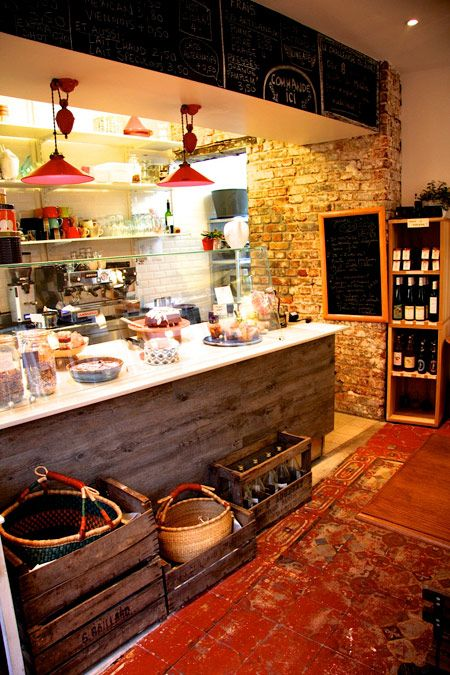 Restaurant & coffee shop, Soul Kitchen, 33 rue Lamarck 75018 Paris