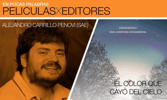 El color que cayó del cielo x Alejandro Carrillo Penovi (SAE)