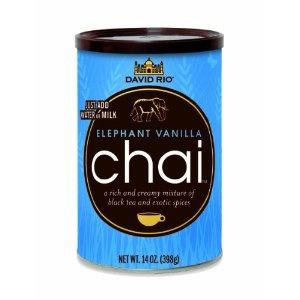 Chai fra David Rio med vanilje