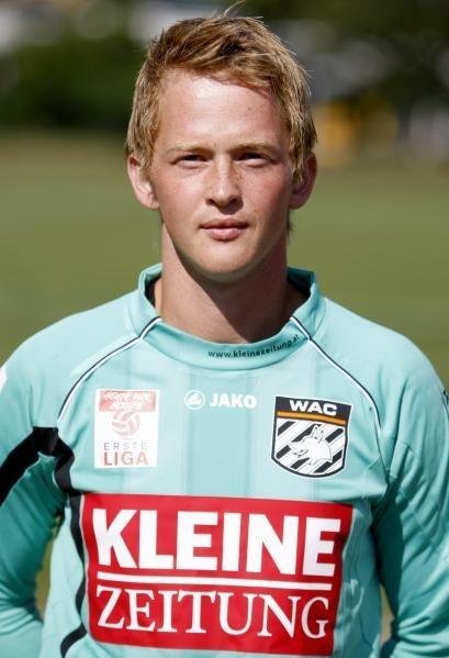 christian dobnik, goalkeeper, wac