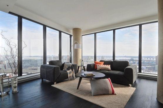 Condo à vendre Griffintown | McGill immobilier