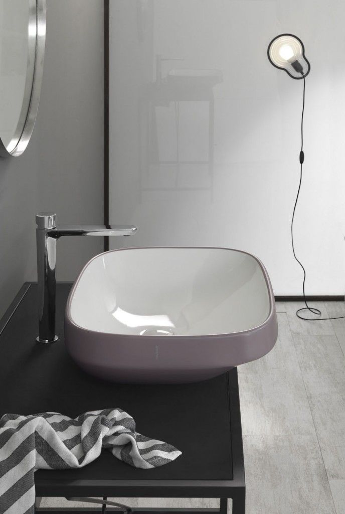 25 beste idee n over industri le badkamer op pinterest industri le pijp draadmand opslag en - Een badkamer deco ...