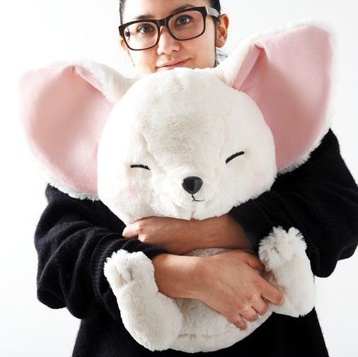 Feneky The Fennec Fox Picnic Plush Collection Big Cute Stuffed Animals Plushies Cute Toys