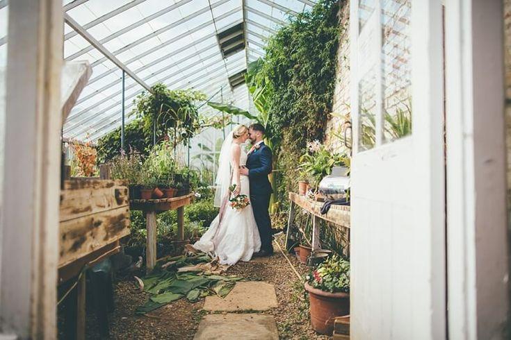 Greenhouse kiss