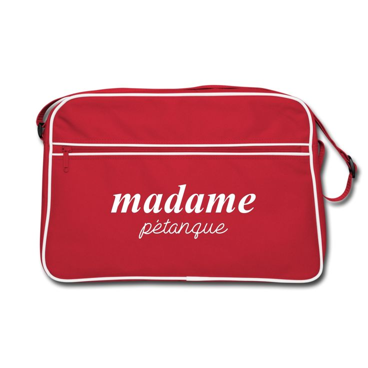 """Retro Bag - Sac Retro - Collection """"Madame Pétanque"""" #extremeboules #pétanqueextrème #streetpetanque #urbanpetanque #extremebocce #petanque #petanca #jeuxdeboules #boules #bocce #bocceball #beautiful #fashion #pretty #fashionstyle #street #shirt #shopping #styleoftheday #comfortable #outfitideas #outfit #trendystyle #inspiration #unique #menswear #clothes #outfitoftheday #mensfashion #shop #boutique #beauty #streetstyle #streetwear #streetwearfashion #urbanwear #hoodie #tshirt #red #white"""