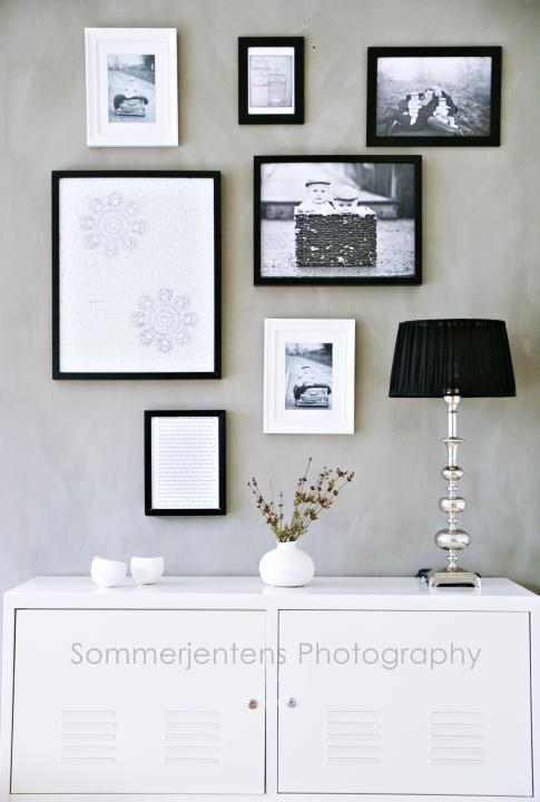 11 best Wall Frame images on Pinterest | Photo walls, For the home ...