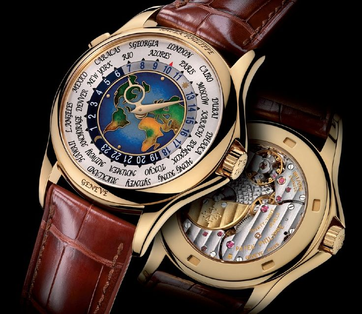 One of the most beautiful timepieces I ever seen.    Patek Philippe