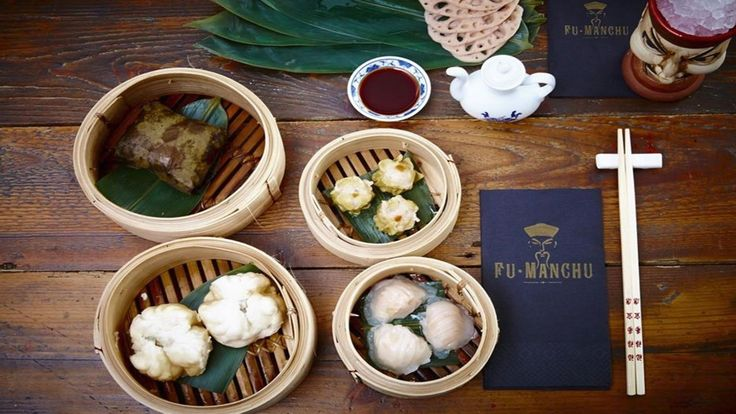 Fu Manchu, Clapham North arches - Dim Sum & Cocktails (Late night)