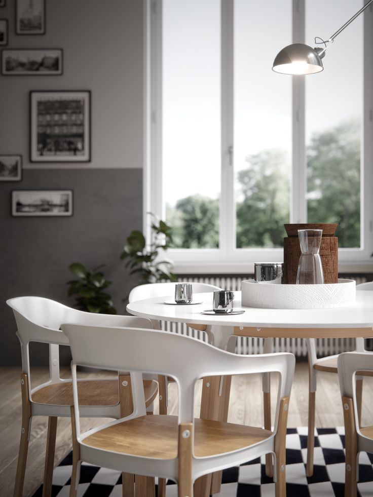 Cold Taste by Walter Pegolo at Oecus Our 3d model: Steelwood Chair by Magis http://dimensiva.com/steelwood-chair-by-magis/
